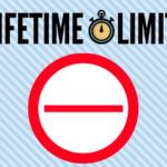 Lifetime Limit / ライフタイム・リミット