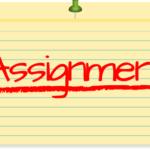 Assignment / アサイメント
