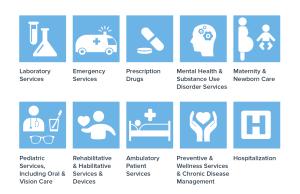 10 minimum essential coverages