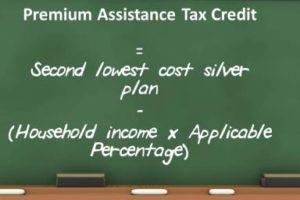 premium-assistance-tax-credit-calculation