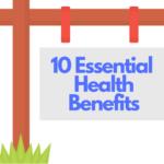 Essential Health Benefits / エッセンシャル・ヘルス・ベネフィット