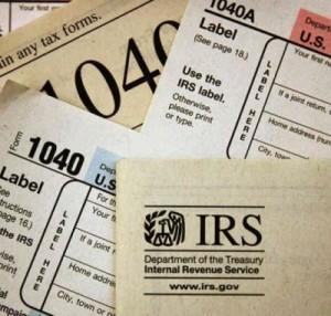 irs tax file form