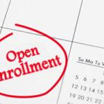 Open Enrollment Period / オープン・エンロールメント・ピリオド