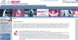 Medi-Cal Access Program MCAP エムキャップ
