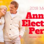 2018メディケア・オープン・エンロールメントが始まりました!- Medicare Annual Election Period has started!